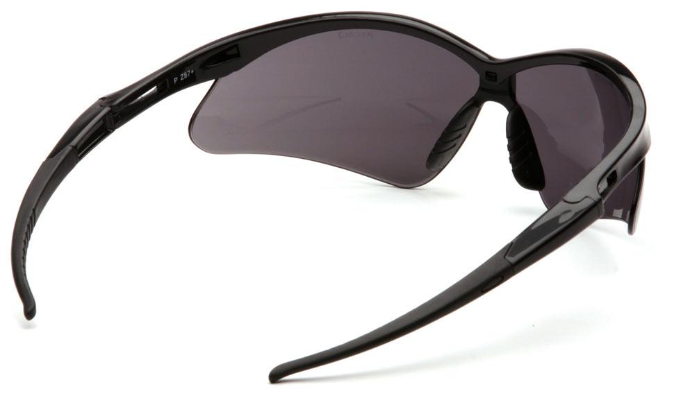 Очки баллистические стрелковые Pyramex PMXTREME SB6320SP серые 23%