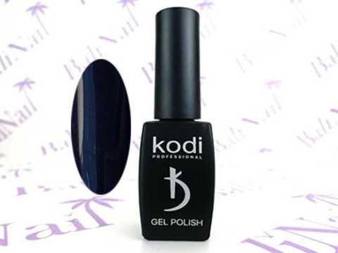 KODI, 01B Гель лак BLUE Gel Polish, 8 мл
