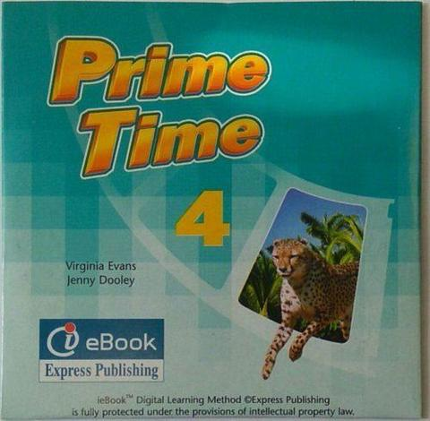 Starlight 8 — электронное приложение (prime time 4 iebook)