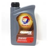 Total 9000 quartz 5W-40 - Синтетическое моторное масло (1л)
