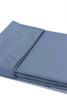 Постельное белье 2 спальное Caleffi Raso серое/серебристое