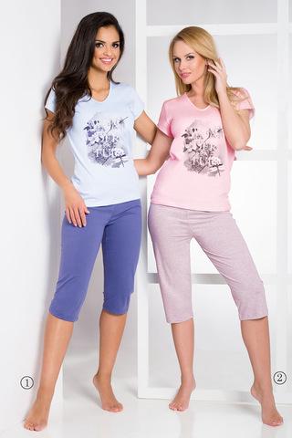 Пижама 7S Sylwia 086 Pink Taro