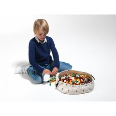 Мешок для игрушек Play&Go Mini МОЛНИЯ 79979