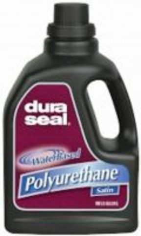 Dura Clear WB Polyur Satin ультрапрозрачный лак для полов