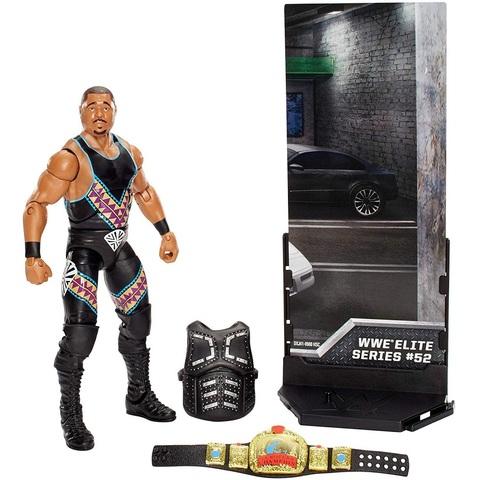 Дило Браун Серия 52. Бойцы WWE