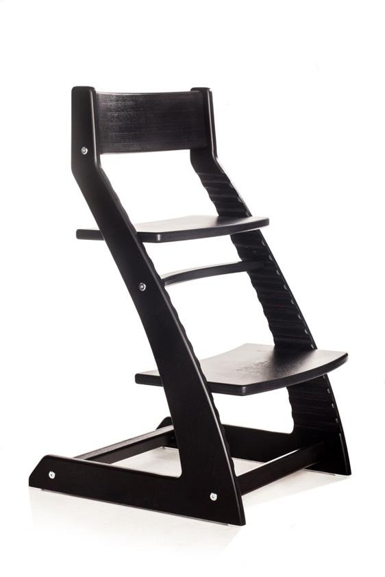 Растущий стул Котокота черный