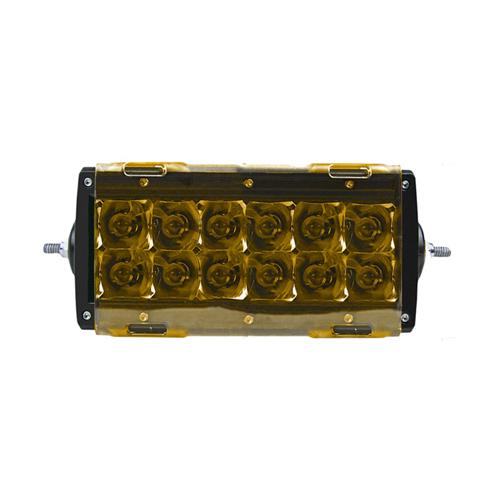 Светофильтр фары Aurora 6 янтарный ALO-AC6DA ALO-AC6DA