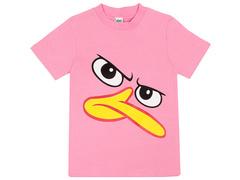 ELBK14-100-49 футболка детская, розовая
