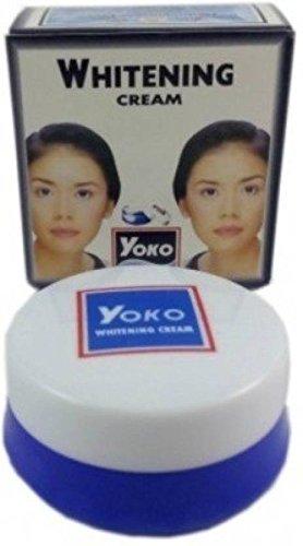 Yoko Отбеливающий крем Whitening Cream, 4 г