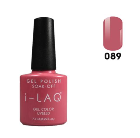 Гель лак для ногтей I-laq  089, 7,3 мл.