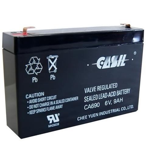 Аккумуляторы Casil CA690 (6V, 9Ah)
