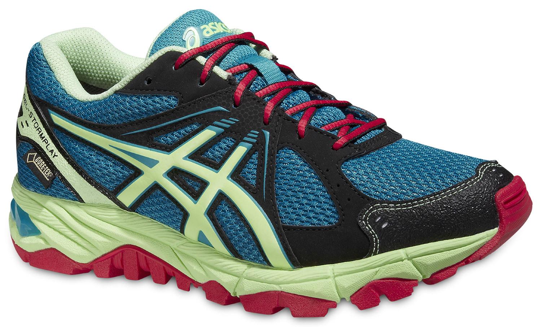 Кроссовки для бега детские Asics C526N 4293 Gel-StormPlay GS G-TX C526N 5387