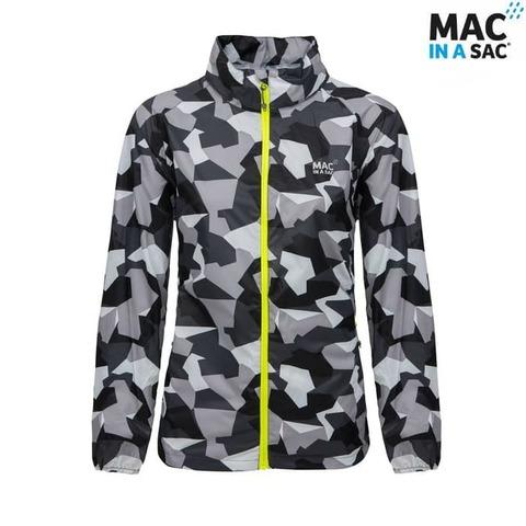 Куртка Limited Edition WHITE CAMO Mac in a Sac