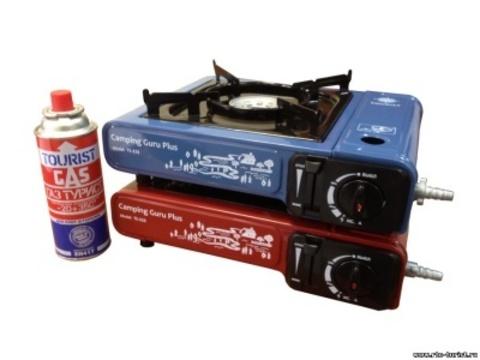 Газовая плита CAMPING GURU PLUS, TS-233