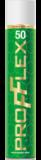 Пена монтажная бытовая PROFFLEX GREEN 50 750мл (12шт/кор)