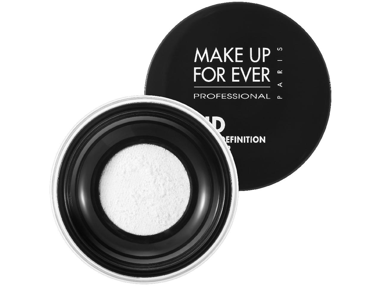 Make Up For Ever HD Powder Mini рассыпчатая пудра