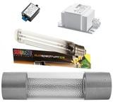Комплект ДНАТ с светильником и лампой мощностью 250w