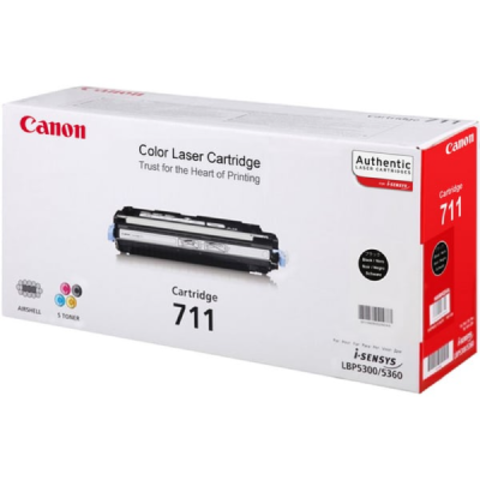 Cartridge 711 Black