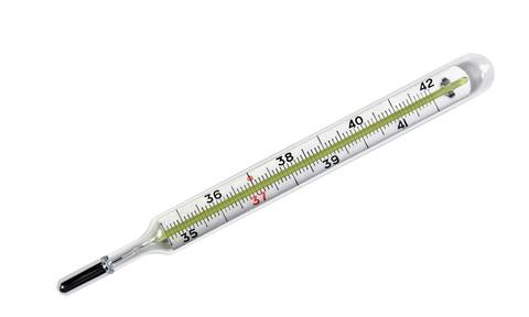 AMRUS TVY-120 - термометр ртутный максимальный стеклянный