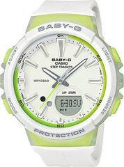 Наручные часы Casio Baby-G BGS-100-7A2 с шагомером