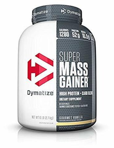 DMT Super Mass Gainer 6lbs.