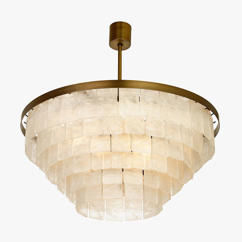 replica light  SAVILE ROW CHANDELIER by BELLA FIGURA