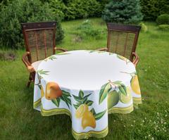 Скатерть 140x180 Blonder Home Citrus