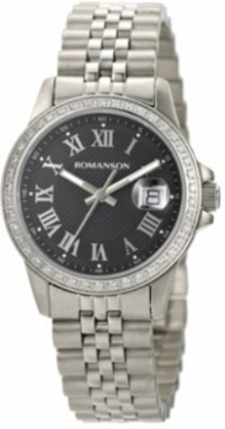 Купить Наручные часы Romanson TM0361QLWBK по доступной цене