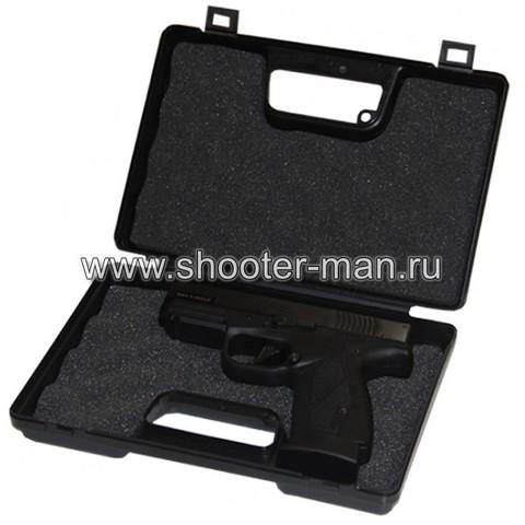 кейс Negrini для пистолета 27x17x6 см