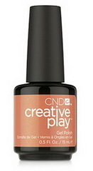 CND Creative Play Gel # 421 Orange You Curious Гель-лак 15 мл