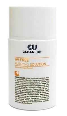 Купить Флюид-эссенция для проблемной кожи CLEAN-UP AV FREE PURIFYING SOLUTION