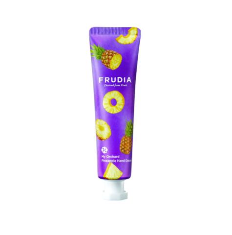 Крем для рук с ананасом FRUDIA Squeeze Therapy Pineapple Hand Cream