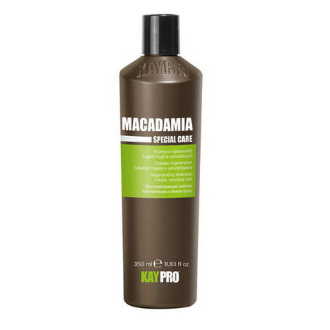 Шампунь увлажняющий с маслом макадами ,KAYPRO ,350 мл