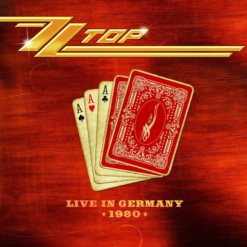 ZZ Top / Live In Germany 1980 (Limited Edition)(2LP+CD)