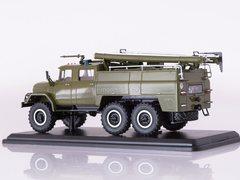 ZIL-131 AC-40 (131) Army fire engine tank 1:43 Start Scale Models (SSM)