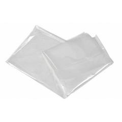 Одноразовые простыни для обертываний полиэтилен прозрачный, 20 шт/упк