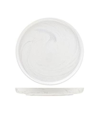 Тарелка 19 см Roomers Marble Grey