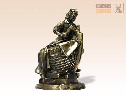 фигурка Петр 1 - Царь-Плотник