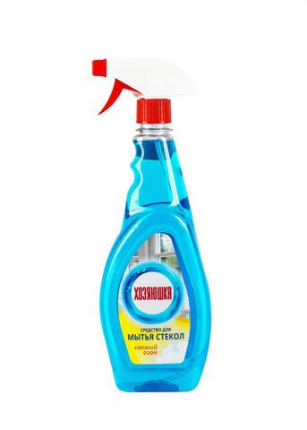 Sellwin Pro  Хозяюшка Средство для мытья стекол Свежий озон 500мл