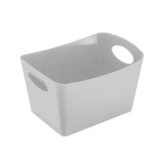 Контейнер для хранения BOXXX S Organic, 1 л, серый Koziol