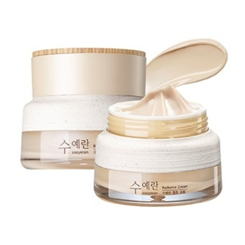 Saem Sooyeran Крем для лица Sooyeran Radiance Cream 60ml