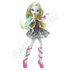 Кукла Monster High Лагуна Блю (Lagoona Blue) - Танцевальный класс, Mattel