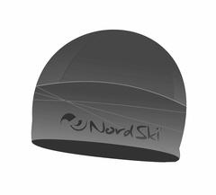 Лыжная гоночная шапка NordSki Premium NSV115110 серая