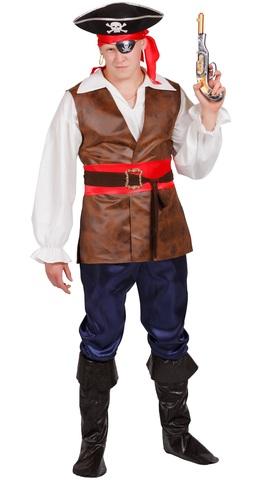 Костюм Пират с мушкетом