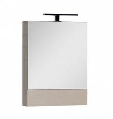 Зеркало-шкаф Aquanet Нота 50 дуб светлый