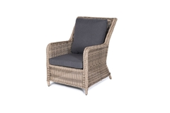 Кресло плетеное 4sis Гляссе