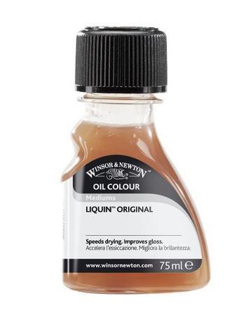 Разбавитель для водорастворимых масляных красок Winsor&Newton 75 мл