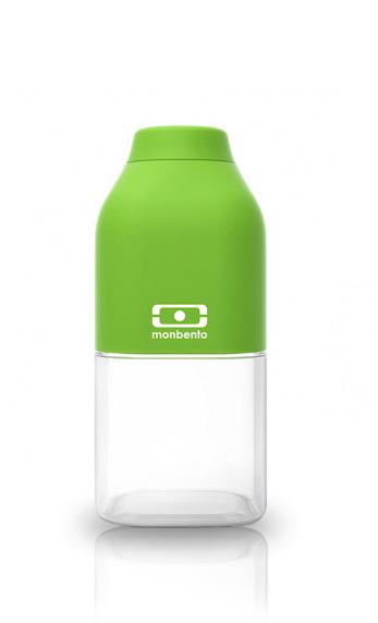 Бутылка Monbento Positive (0,33 литра) зеленая