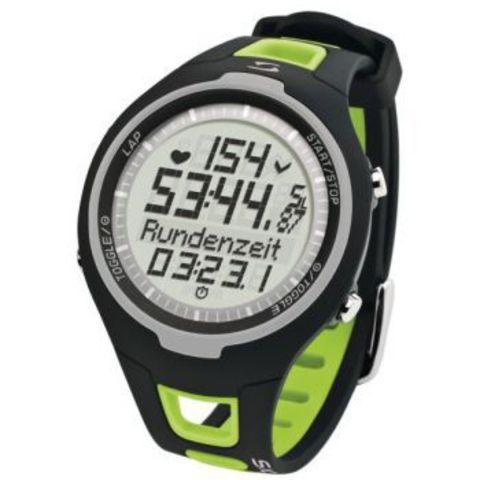 Купить Наручные часы Sigma 21512 с пульсометром PC 15.11 green по доступной цене