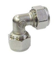 Угол промежуточный, цанга/цанга, 16 мм х16 мм,FORNARA